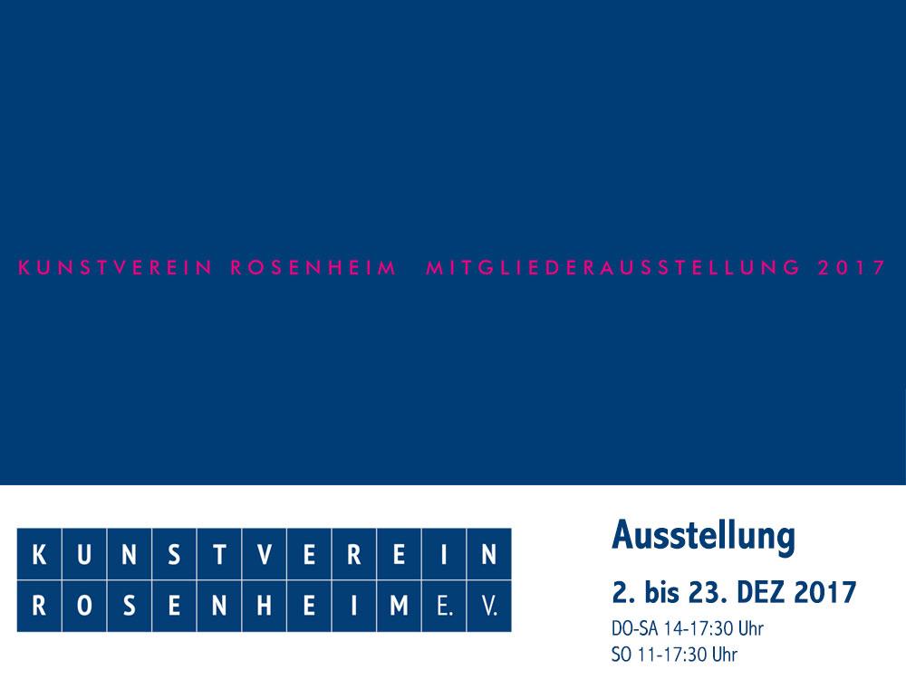 Große Kunstausstellung 2017 des AK68 Wasserburg