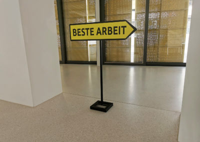BESTE ARBEIT 01 | Rote-Reiter-Preis | OJA KVTS 2021 | © Uli Reiter