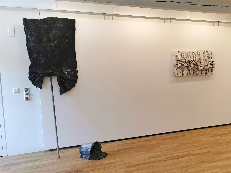 umputzen 03 | 2020 | Kulissenwechsel | Städtische Galerie Traunstein | © Uli Reiter