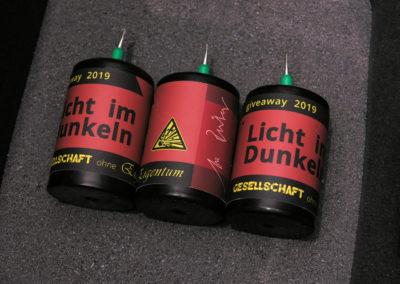Licht im Dunkel Giveaway 04 | Gesellschaft ohne Eigentum (© Ulli Reiter)