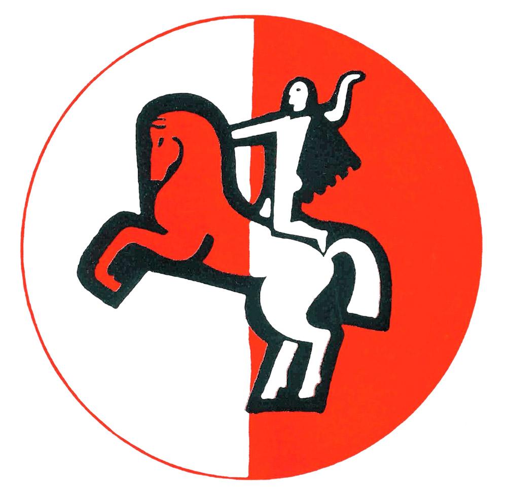 Logo Roter Reiter